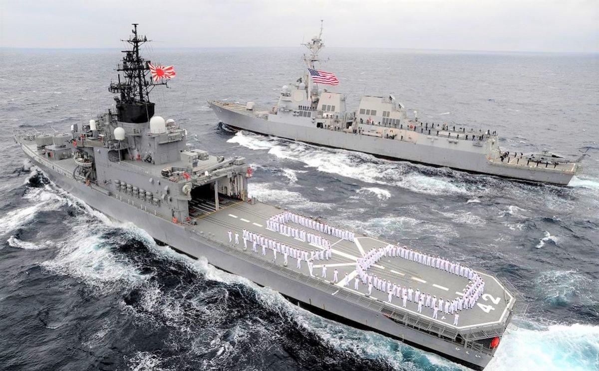 Sách Trắng quốc phòng mới của Nhật Bản kêu gọi hoạch định kế hoạch cho tất cả các lĩnh vực và hợp tác chặt chẽ hơn với các đồng minh; Nguồn: orientalreview.org.