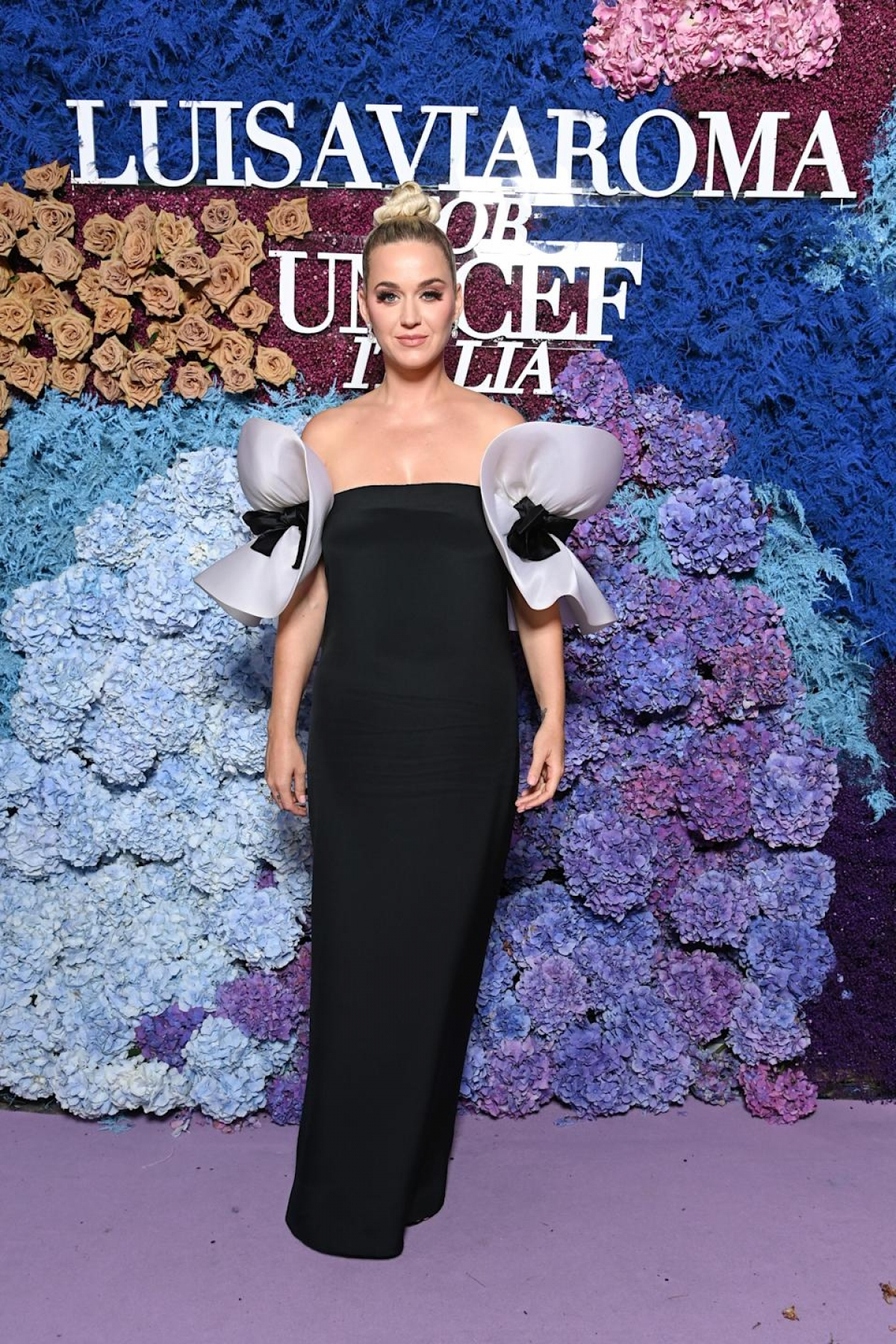 Katy Perry và Orlando Bloom đều làm đại sứ của UNICEF nhiều năm nay.