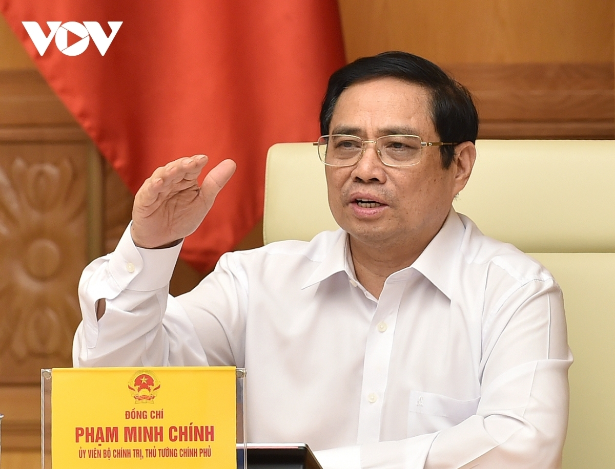 PM Pham Minh Chinh requests HCM City to test every resident to early detect and saparate all infections from the wider community during its ongoing extended social distancing period.