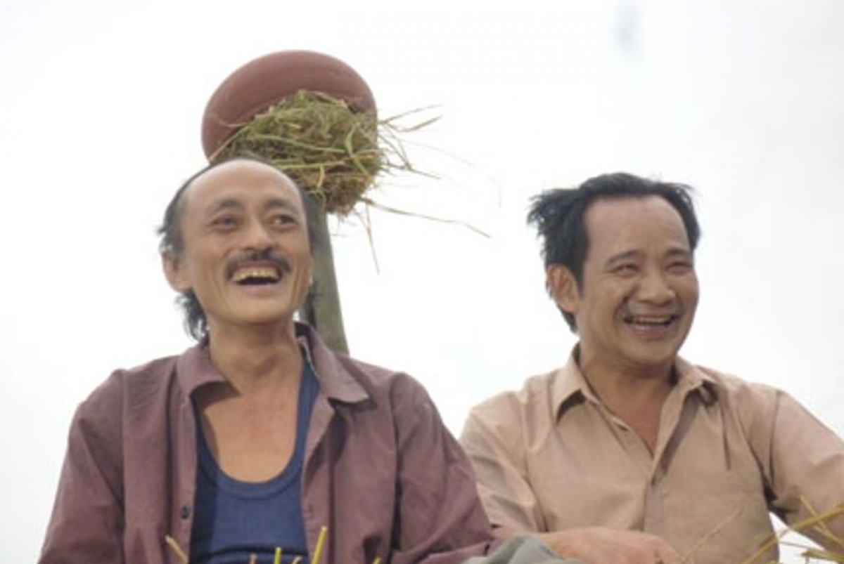 Giang Còi và Quang Tèo là cặp đôi danh hài nổi tiếng miền Bắc.