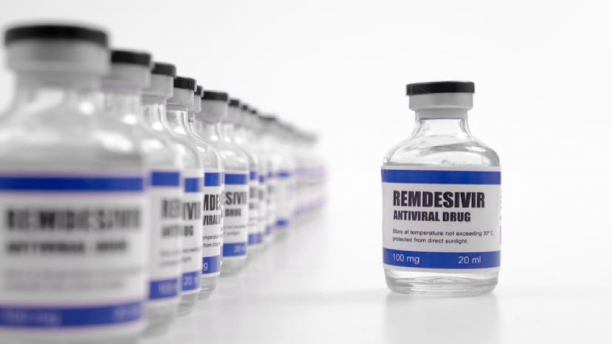 Remdesivir is a much-sought after drug for COVID-19 treatment worldwide. (Photo: internet)