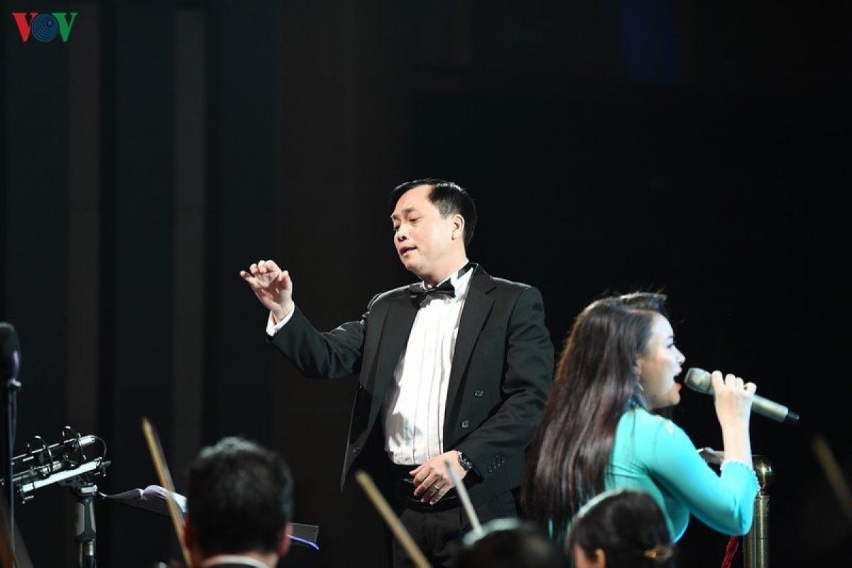 Nhạc sĩ Doãn Nguyên.