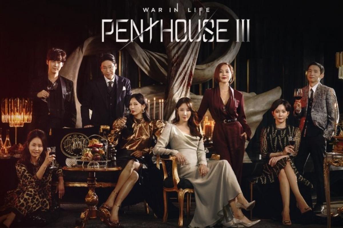 """Thống trị màn ảnh nhò nhưng """"Penthouse 3"""" không còn giữ được phong độ bởi sự xuống tay về kịch bản của biên kịch."""