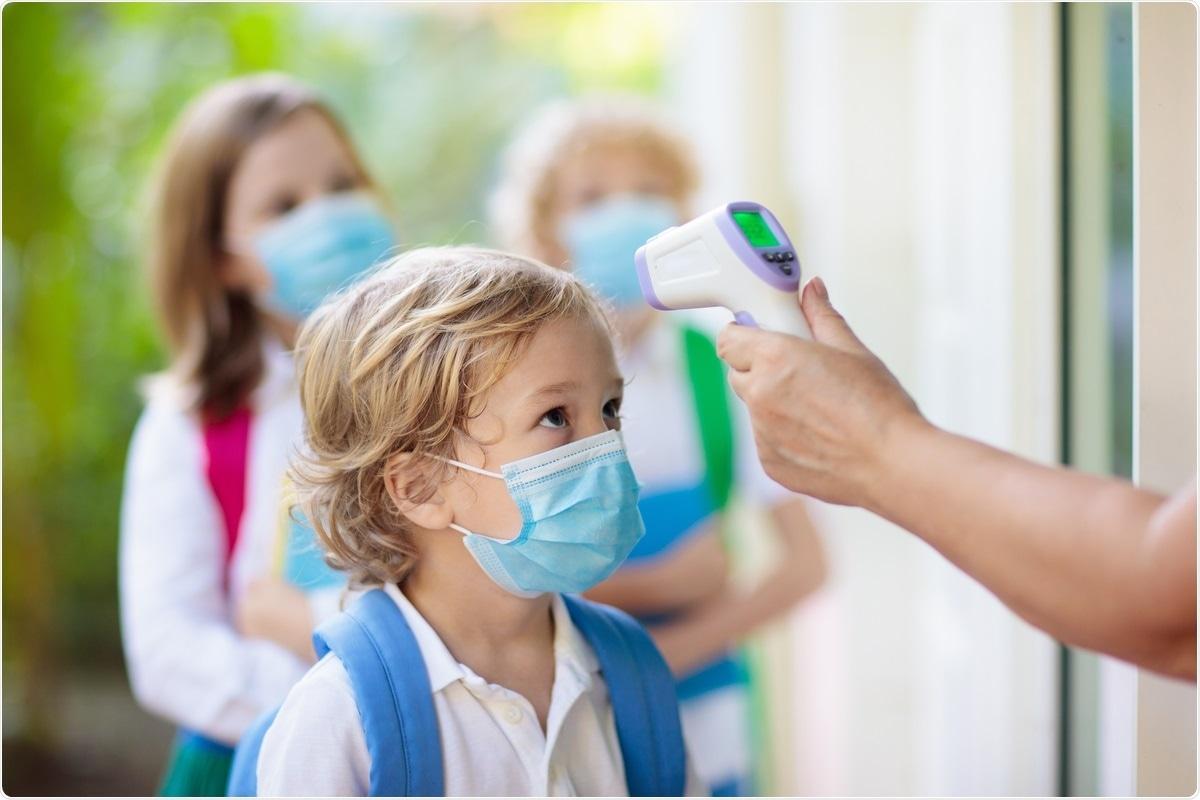 Nguy cơ số trẻ em mắc và tử vong do Covid-19 ngày càng gia tăng. Ảnh minh họa: News Medical