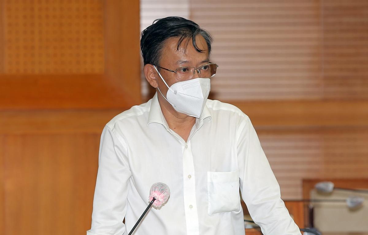 Trưởng ban Dân vận Thành uỷ TP.HCM Nguyễn Hữu Hiệp