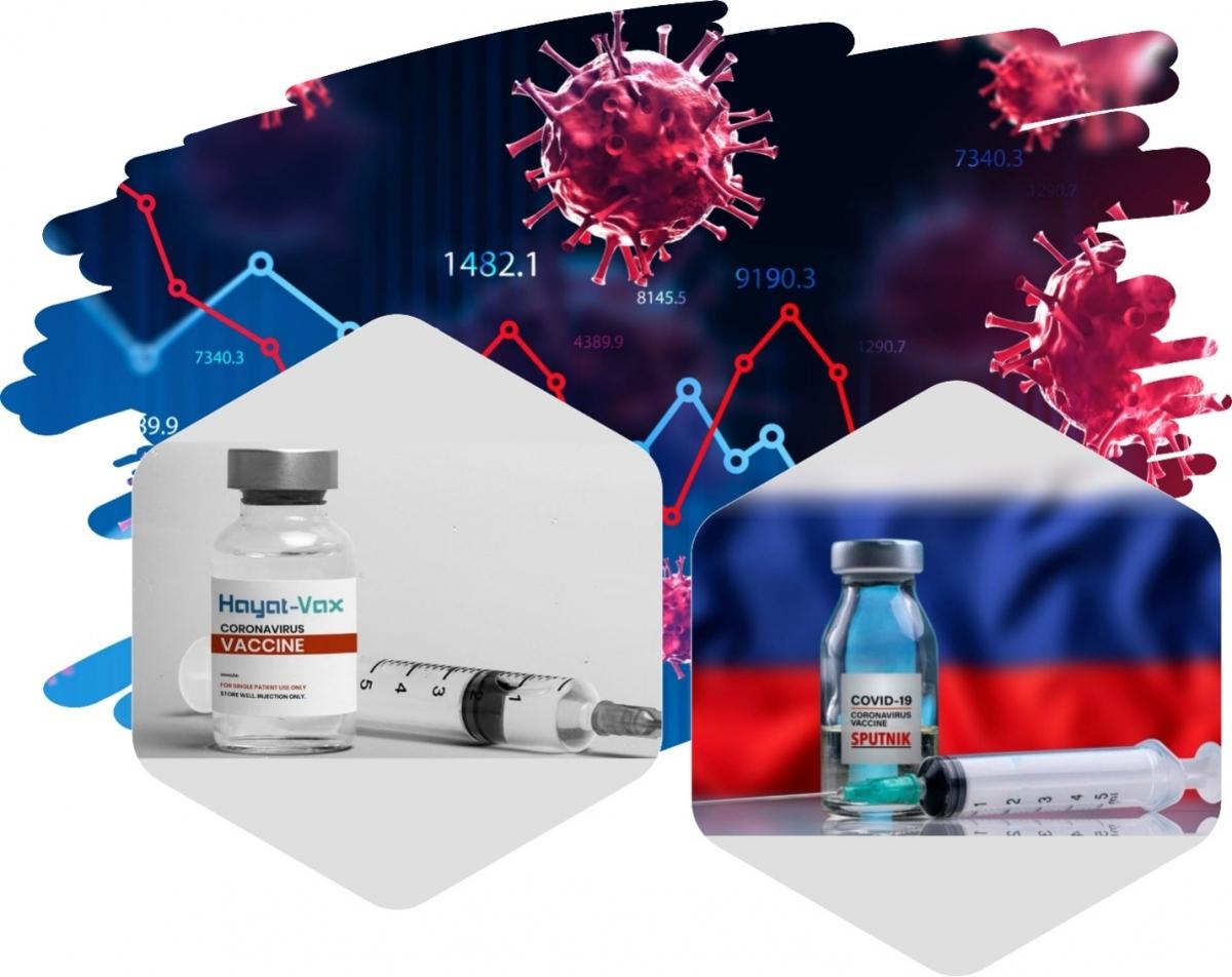 Vaccine covid-19 Sputnik V, Hayat-Vax được tiêm chủng phổ biến tại UAE