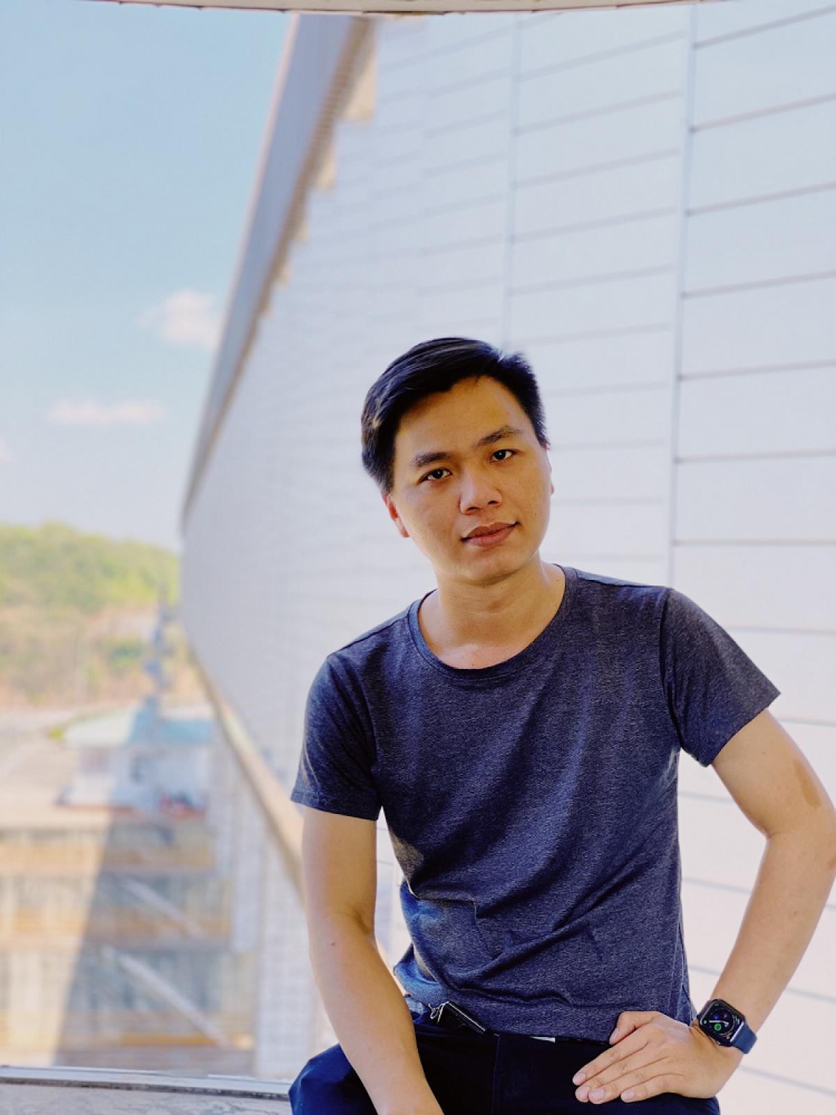 Nguyễn Minh Khôi - CEO của Công ty Badan.