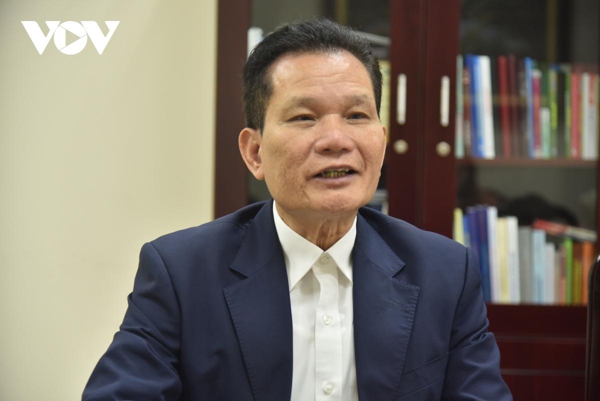 Ông Bùi Sỹ Lợi -nguyên Phó Chủ nhiệm Ủy ban xã hội của Quốc hội.