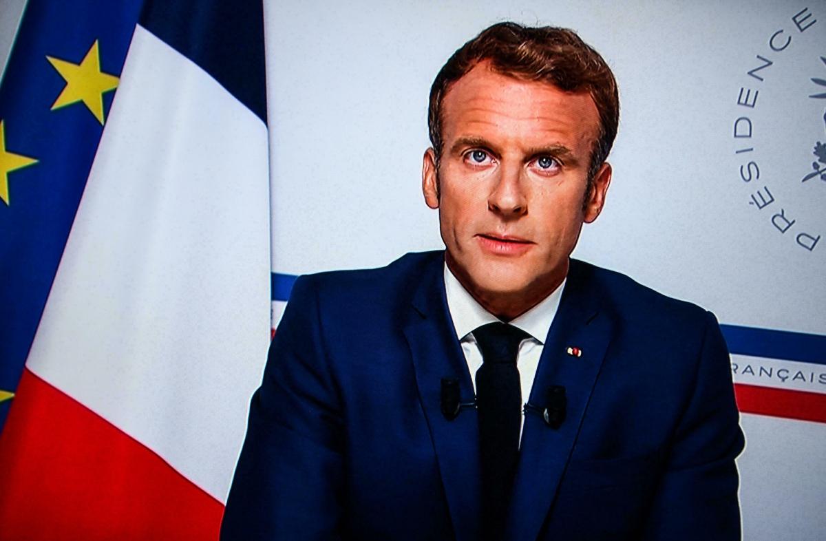 Tổng thống PhápEmmanuel Macron. Ảnh: France 24