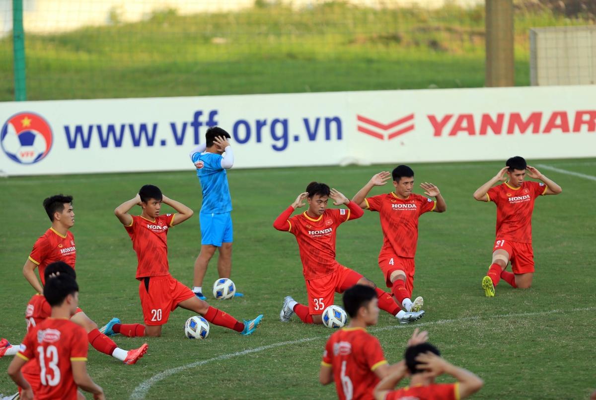 Cùng với Xuân Mạnh, Thanh Thịnh cũng là cầu thủ mới được bổ sung.