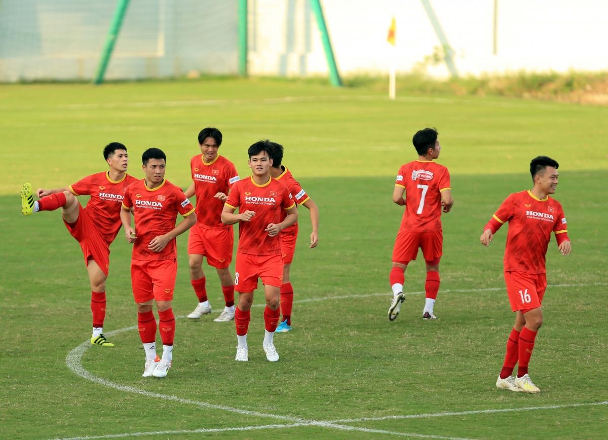 Dự kiến, trận đấu giữa ĐT Trung Quốc và ĐT Việt Namsẽ diễn ra vào 22h ngày 7/10 trên SVĐ Sharjah (UAE)./.