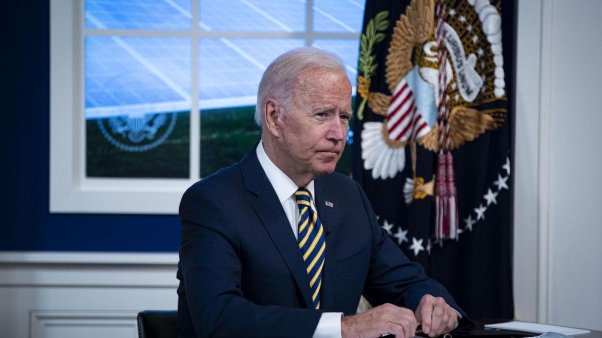 Tổng thống Mỹ Joe Biden. (Ảnh: Getty Images)