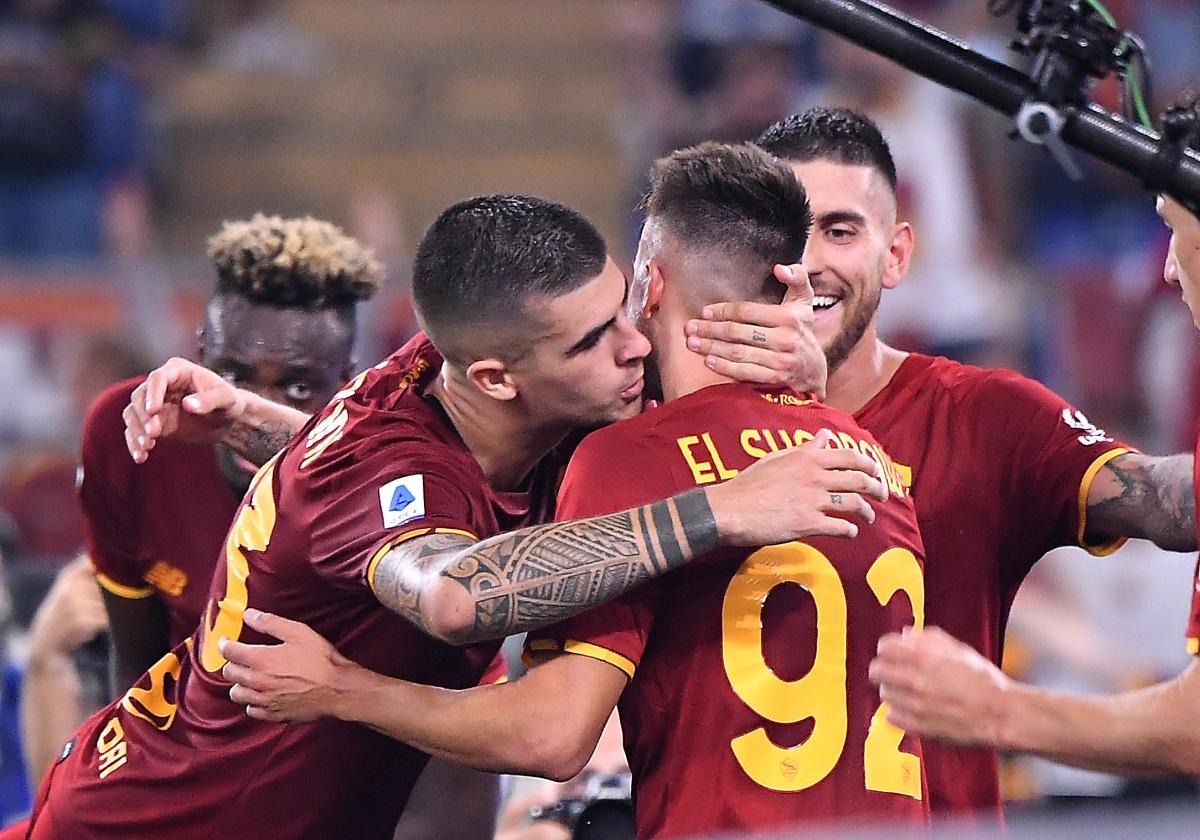 Sau 3 vòng đầu tiên của Serie A, AS Roma giữ thành tích toàn thắng và đang là đội dẫn đầu trên bảng xếp hạng./.