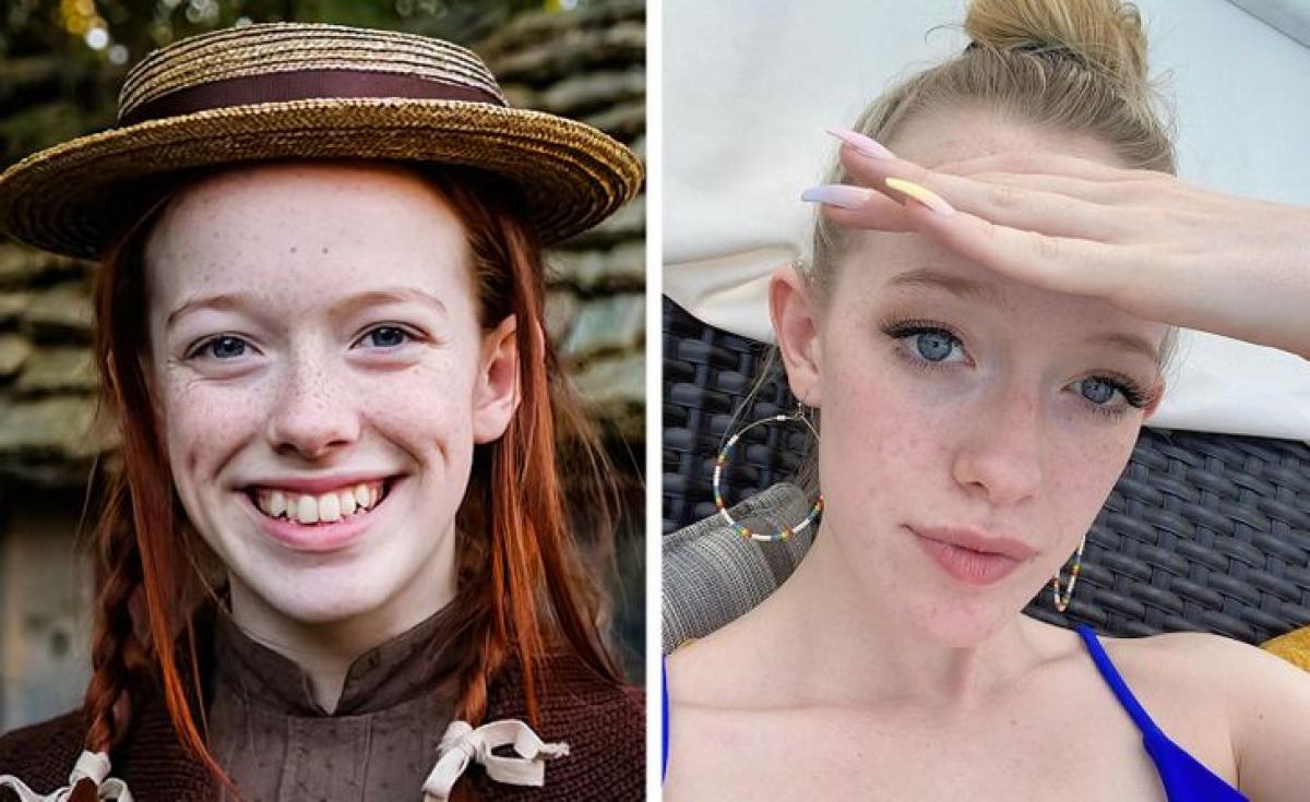 """Amybeth McNultyđã đóng vaichính trong loạt phim """"Anne With An E"""" dựa trêntiểu thuyết """"Anne of Green Gables"""".Vào năm 2022, McNulty sẽ xuất hiện trong phần mới của """"Stranger Things""""."""