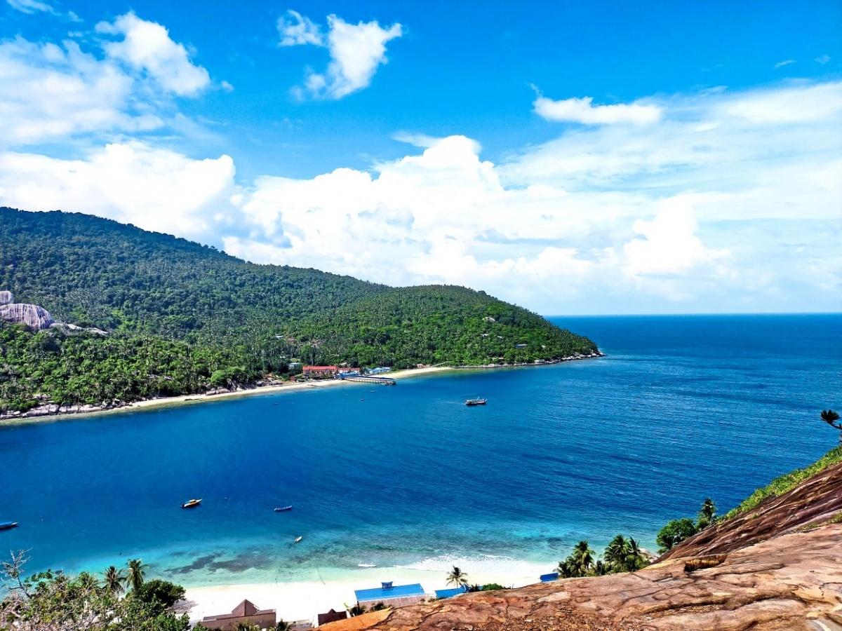 Đảo Pulau Aur ở Mersing (Malaysia) là điểm đến tuyệt vời để lặn biển. Nguồn: TheStar/Filepic
