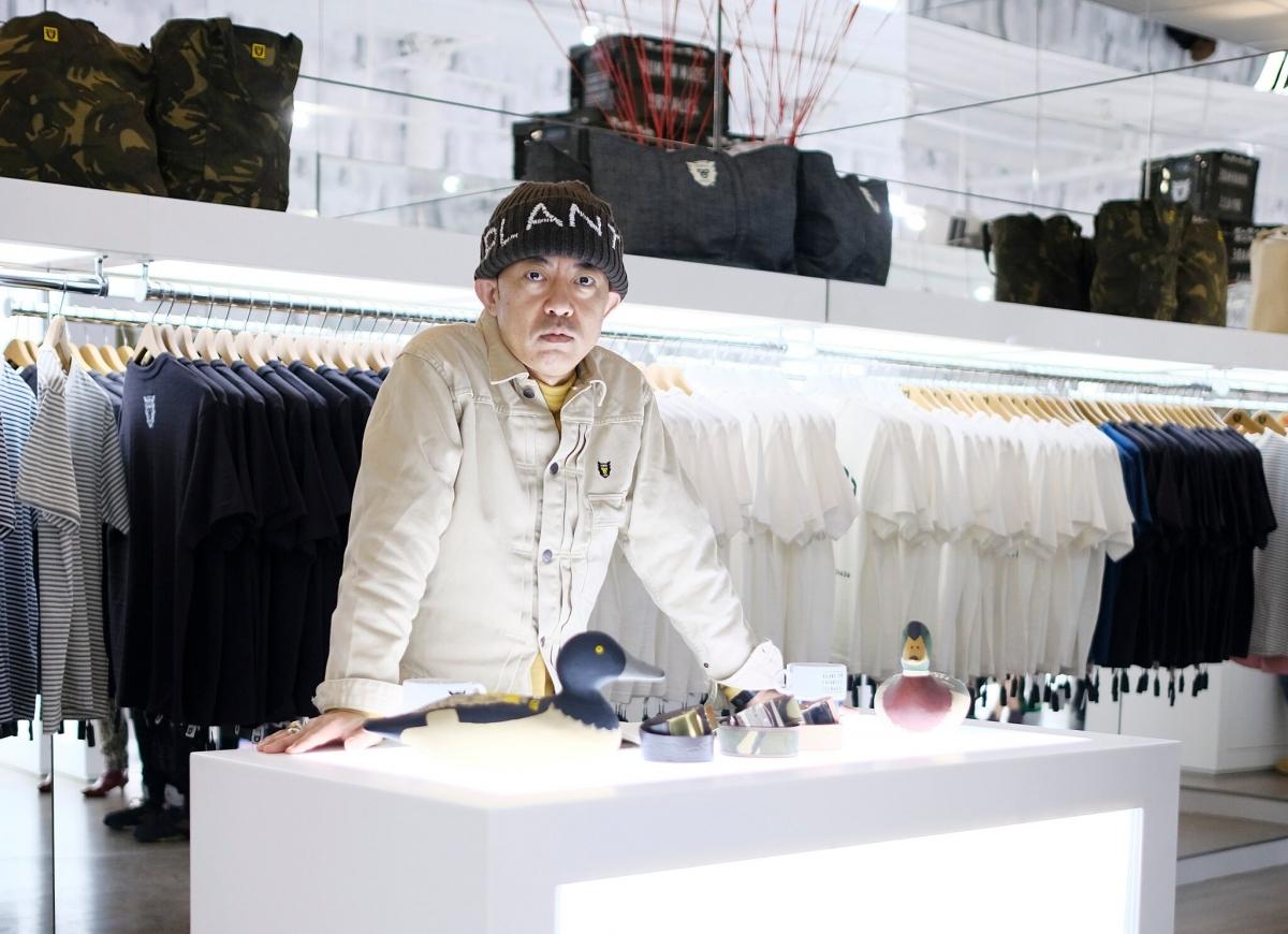 Nhà thiết kế người Nhật Bản, Nigo được bổ nhiệm làm Giám đốc nghệ thuật của Kenzo.