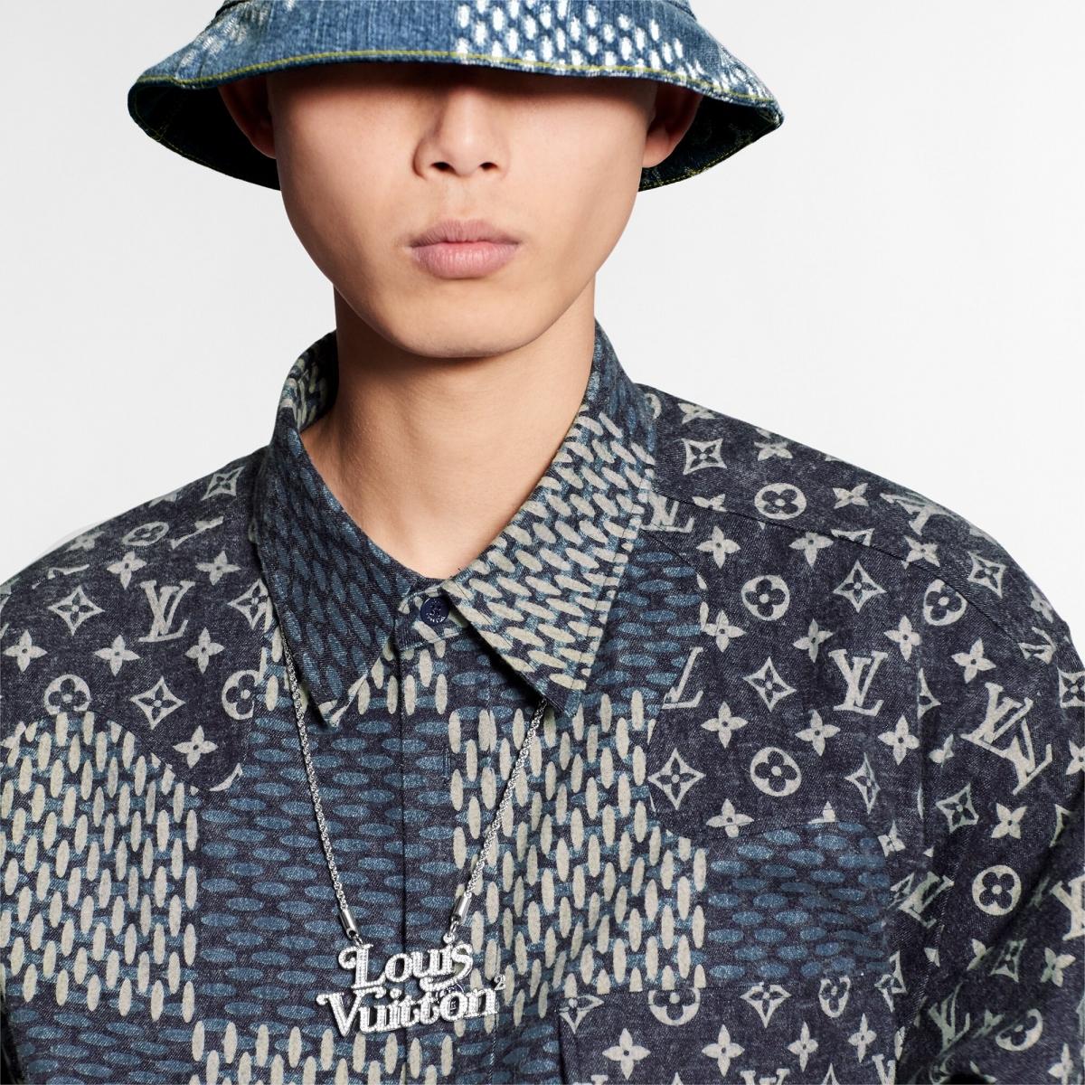 Thiết kế hợp tác giữa Nigo vàVirgil Abloh cho Louis Vuitton.