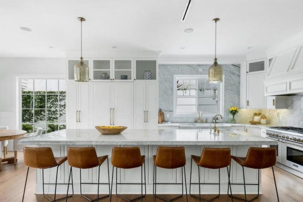 Lấy cảm hứng từ Soho, ngôi nhà được thiết kế theo phong cách truyền thống cung cấp sự riêng tư tối ưu cho người sử dụng.