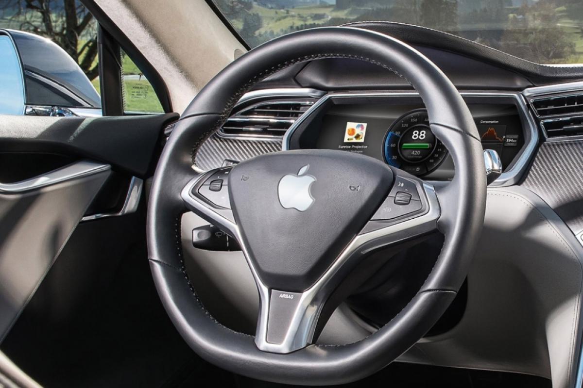 Mất Doug Field là đòn giáng mạnh vào tham vọng xe tự lái của Apple.
