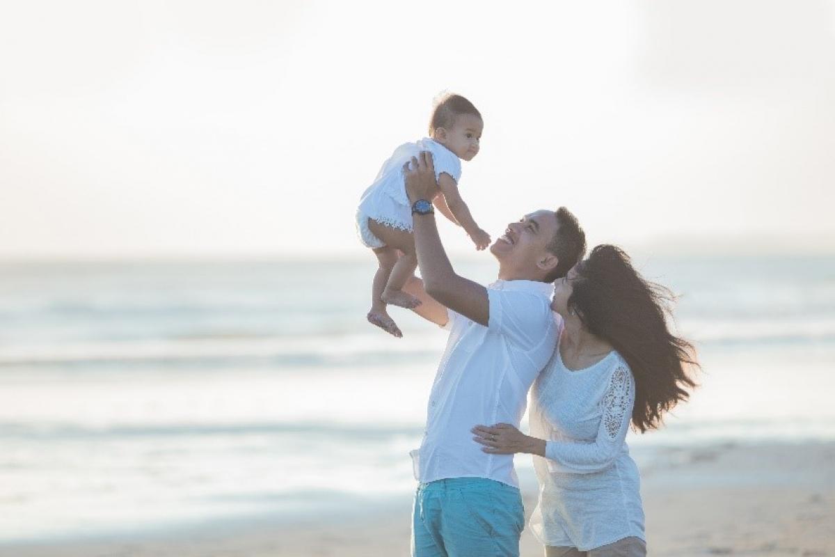 Sống cạnh biển là một trong những giải pháp để bảo vệ sức khỏe hô hấp cho bản thân và gia đình.