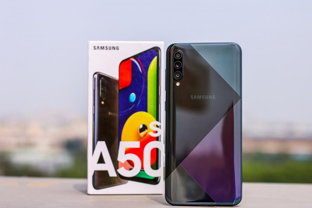 Các thiết bị Galaxy A và M bị sự cố đều được bán tại Ấn Độ.