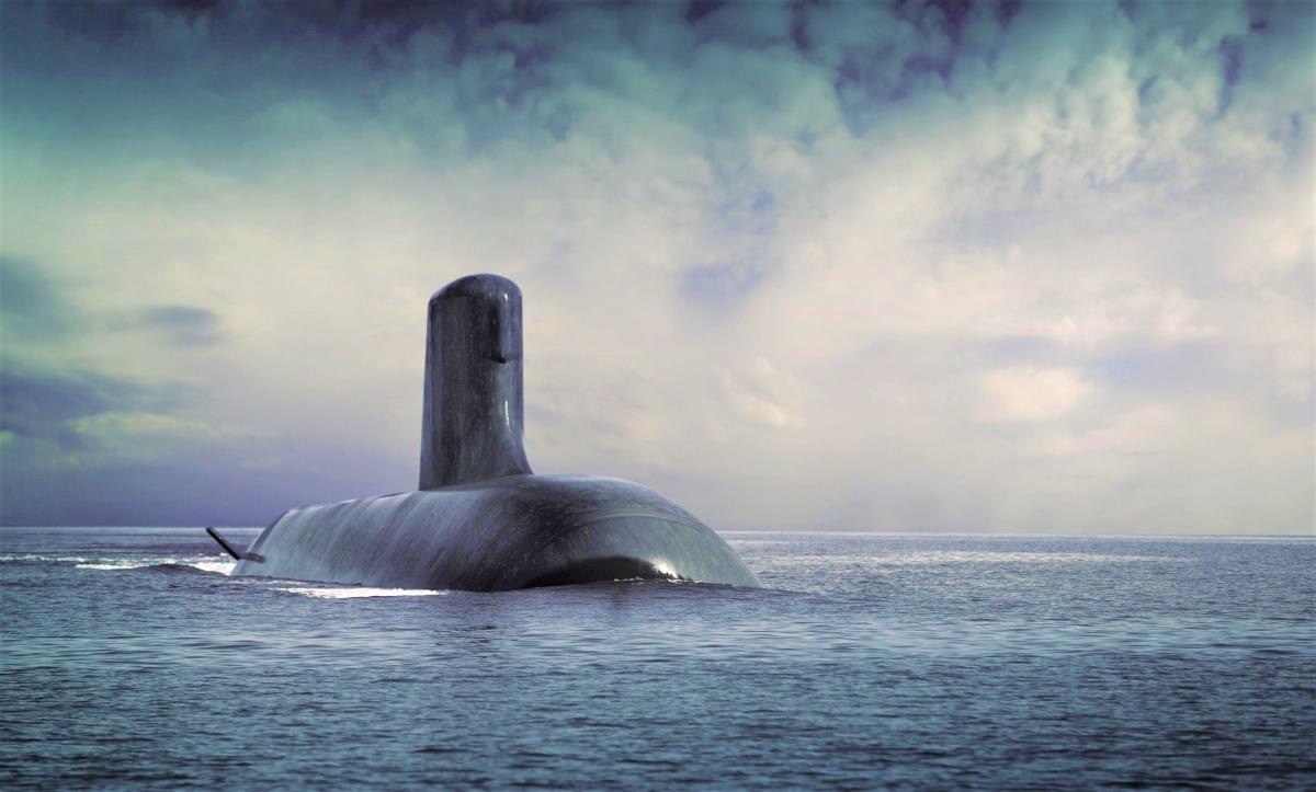 Tàu ngầm Shortfin Barracuda Block 1A của Pháp. Nguồn: news.usni.org