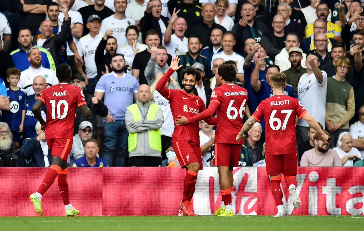Lữ đoàn đỏ sẽ lên đỉnh bảng xếp hạng Ngoại hạng Anh sau màn tiếp đón Crystal Palace tối nay? (Ảnh: Reuters).