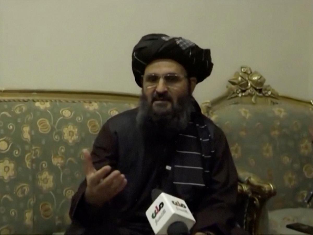 Abdul Ghani Baradar - Quyền phó Thủ tướng Chính phủ Afghanistan do Taliban thành lập (Ảnh: Reuters).
