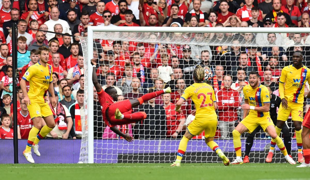 Liverpool đang tỏ ra hết sức nguy hiểm trong các pha phản công. (Ảnh: Reuters).
