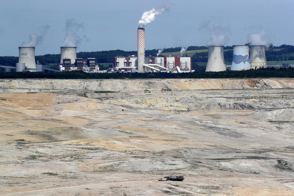 Nhà máy nhiệt điện và mỏ than Turow. Nguồn: Reuters