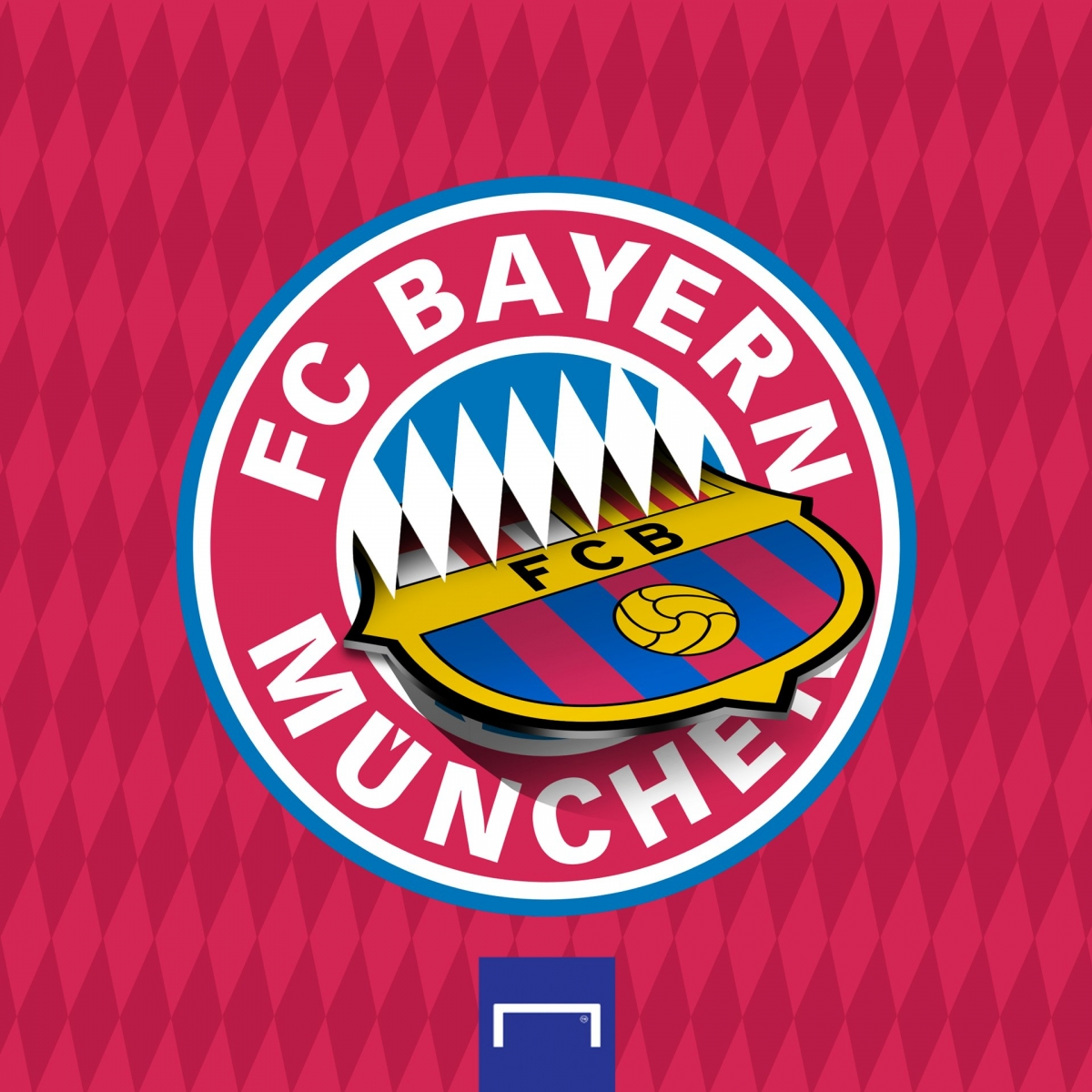 "Bayern Munich ""xơi tái"" Barca. (Ảnh: Goal)"