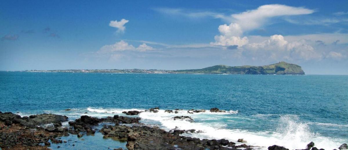 Đảo Udo (Hàn Quốc) là một trong những điểm đến mới được giới thiệu cho thị trường Việt Nam. Nguồn: KTO