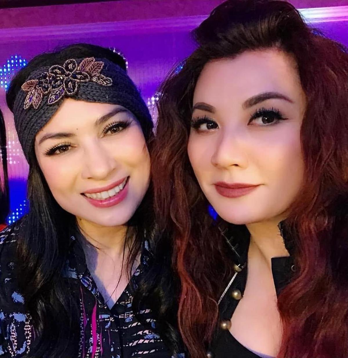 Trizzie Phương Trinh là người phát hiện ra khả năng ca hát của Phi Nhung.