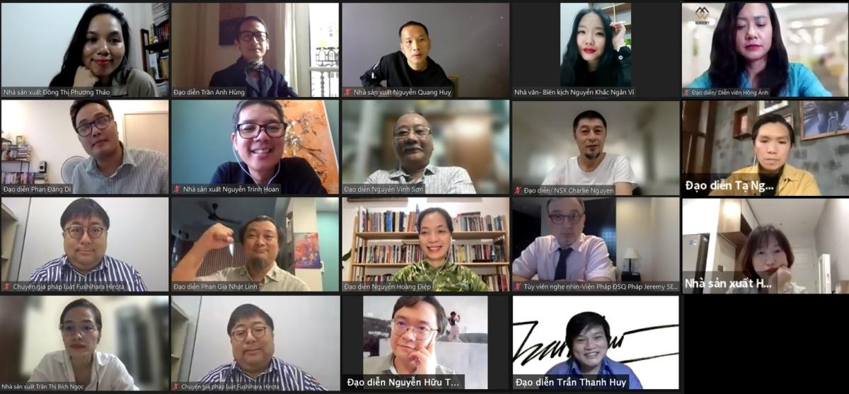 Các đạo diễn, nhà sản xuất, phát hành phim hàng đầu Việt Nam hiện nay đã có những chia sẻ thẳng thắn về Dự thảo Luật Điện ảnh sửa đổi đang được Quốc hội thảo luận những ngày qua.