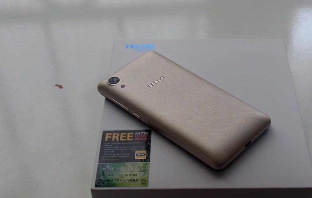 Chiếc điện thoại của Tecno bị phát hiện lấy cắp dữ liệu người dùng