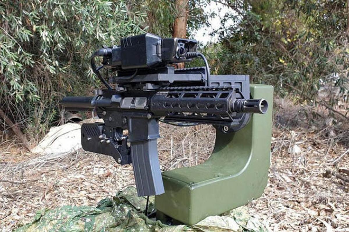 Súng máy có thể trở thành phương tiện ám sát mục tiêu nhiều hơn trong tương lai.