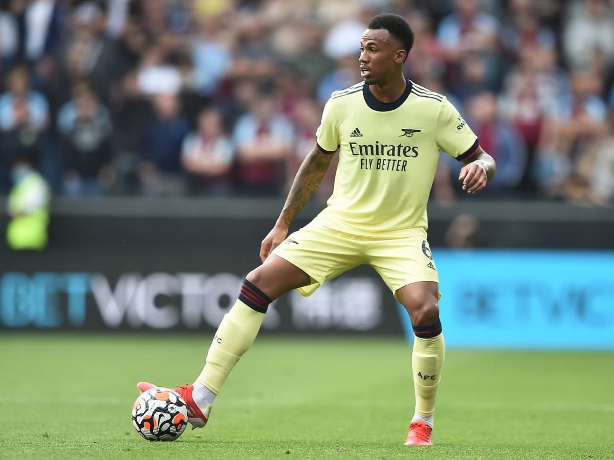 Hậu vệ: Gabriel (Arsenal)