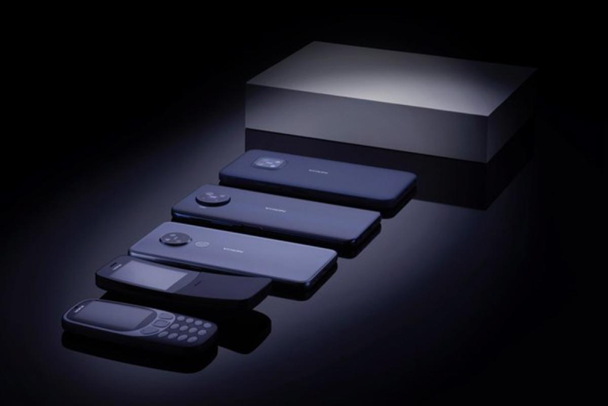 Hình ảnh chiếc hộp bí ẩn trong đoạn teaser mà HMD Global vừa đăng tải