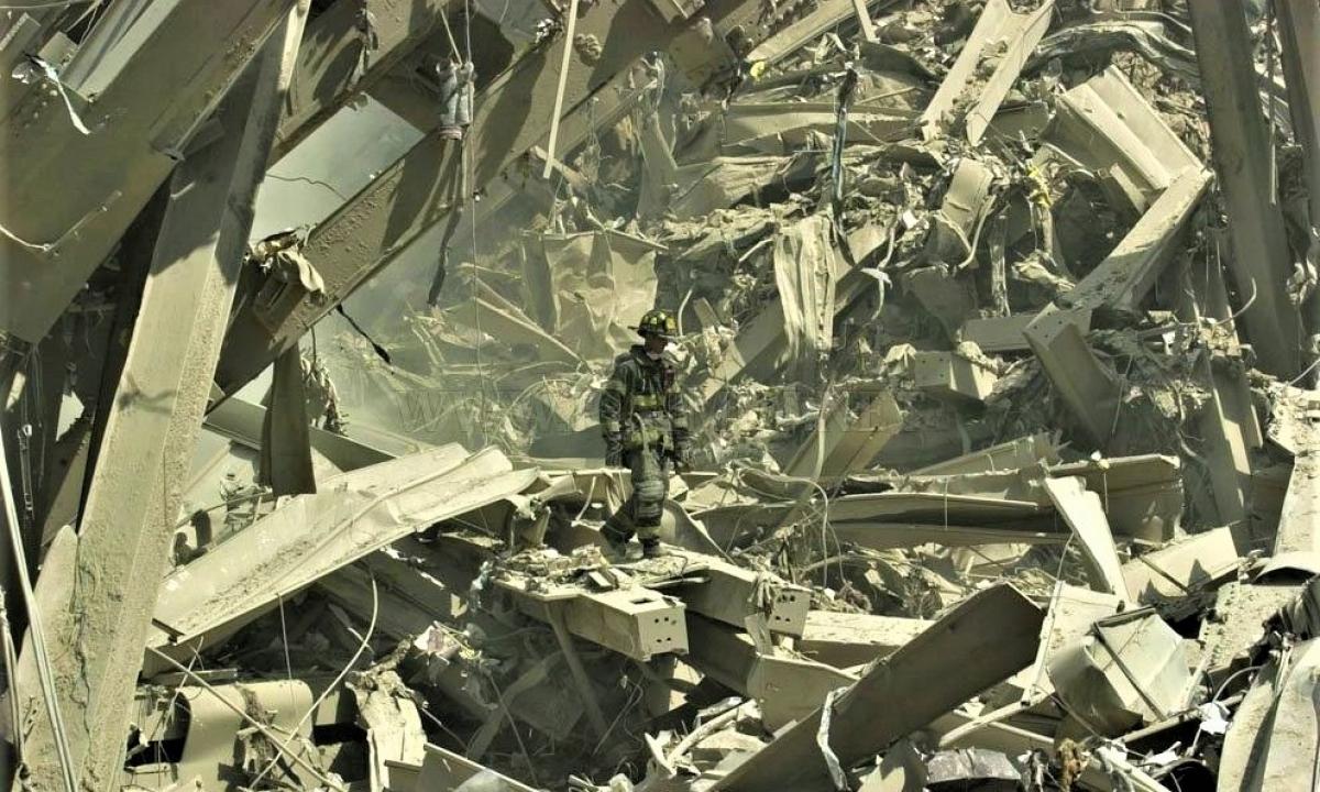 Vụ khủng bố 11/9 để lại nhiều hậu quả khó có thể cân đông đo đếm; Nguồn: piximus.net