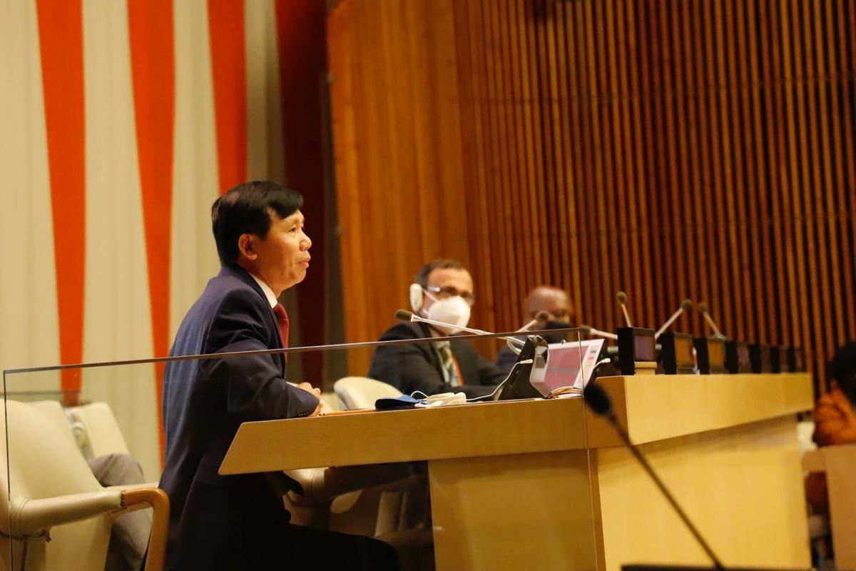 Đại sứ Đặng Đình Quý