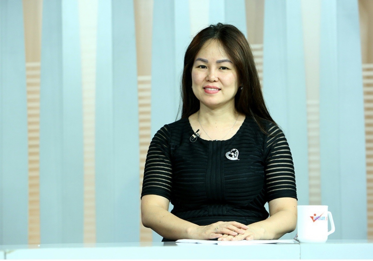 Cục trưởng Cục Lãnh sự Nguyễn Thị Hương Lan. (Ảnh: Thế giới và Việt Nam)