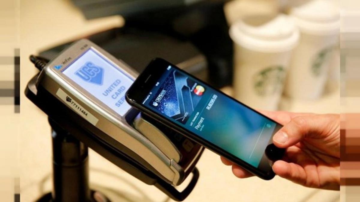 Ứng dụng thanh toán Apple Pay