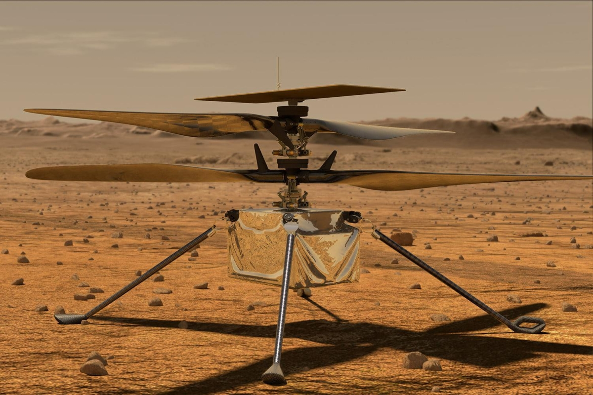 Trực thăng Ingenuity của NASA