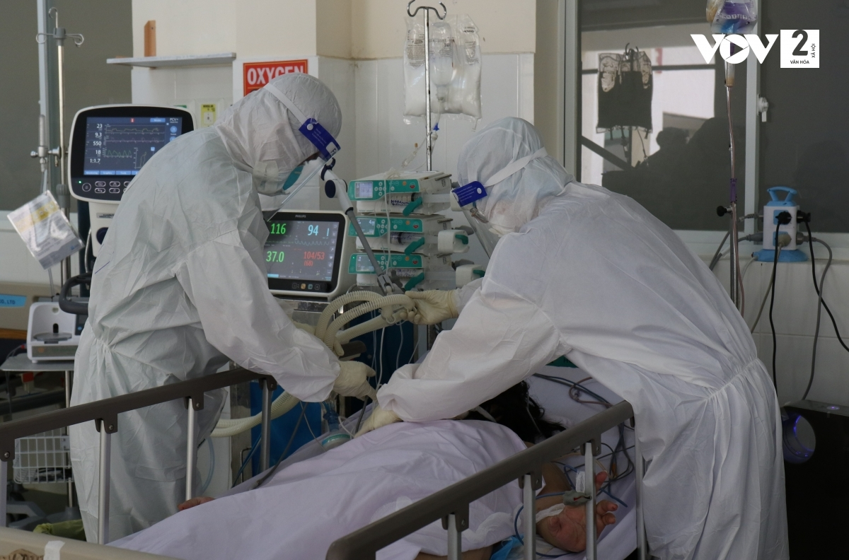 Từ đầu dịch đến nay, tổng số bệnh nhân tiếp nhận tại Bệnh viện Điều trị Covid-19 Cần Giờ khoảng 5.000 ca