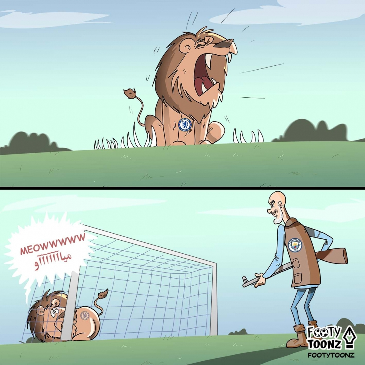 HLV Pep Guardiola giải mã Chelsea.