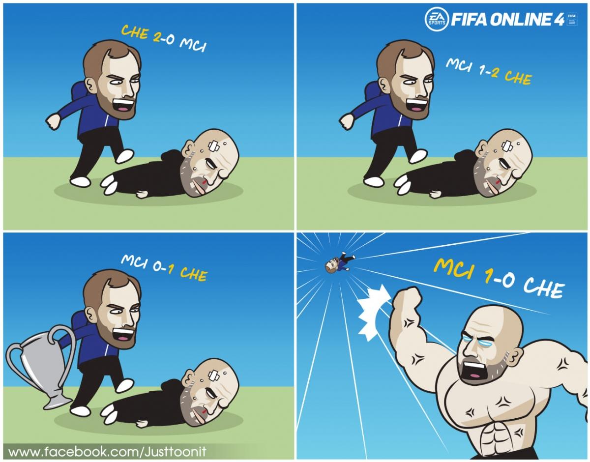 Sau 3 trận thua liên tiếp, HLV Pep Guardiola đã đánh bại Chelsea của HLV Tuchel.