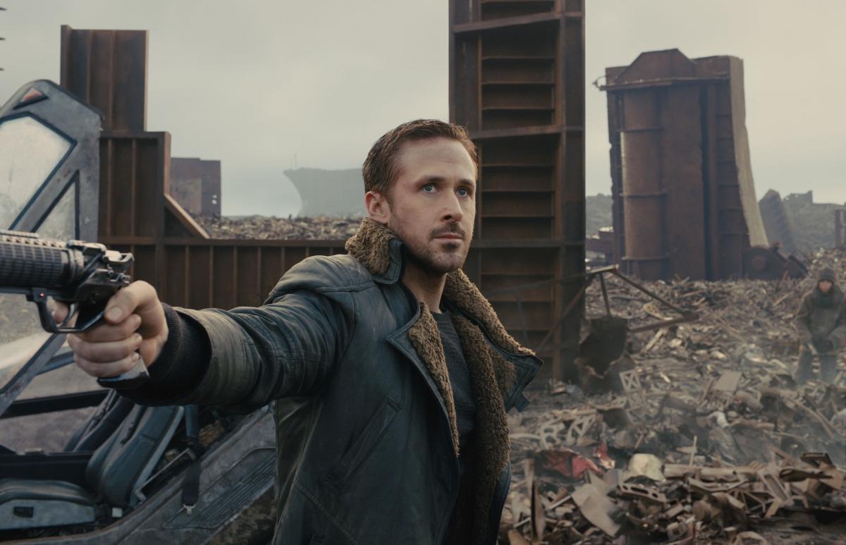 """Denis Villeneuve cũng ghi dấu ấn với """"Blade Runner 2049""""."""