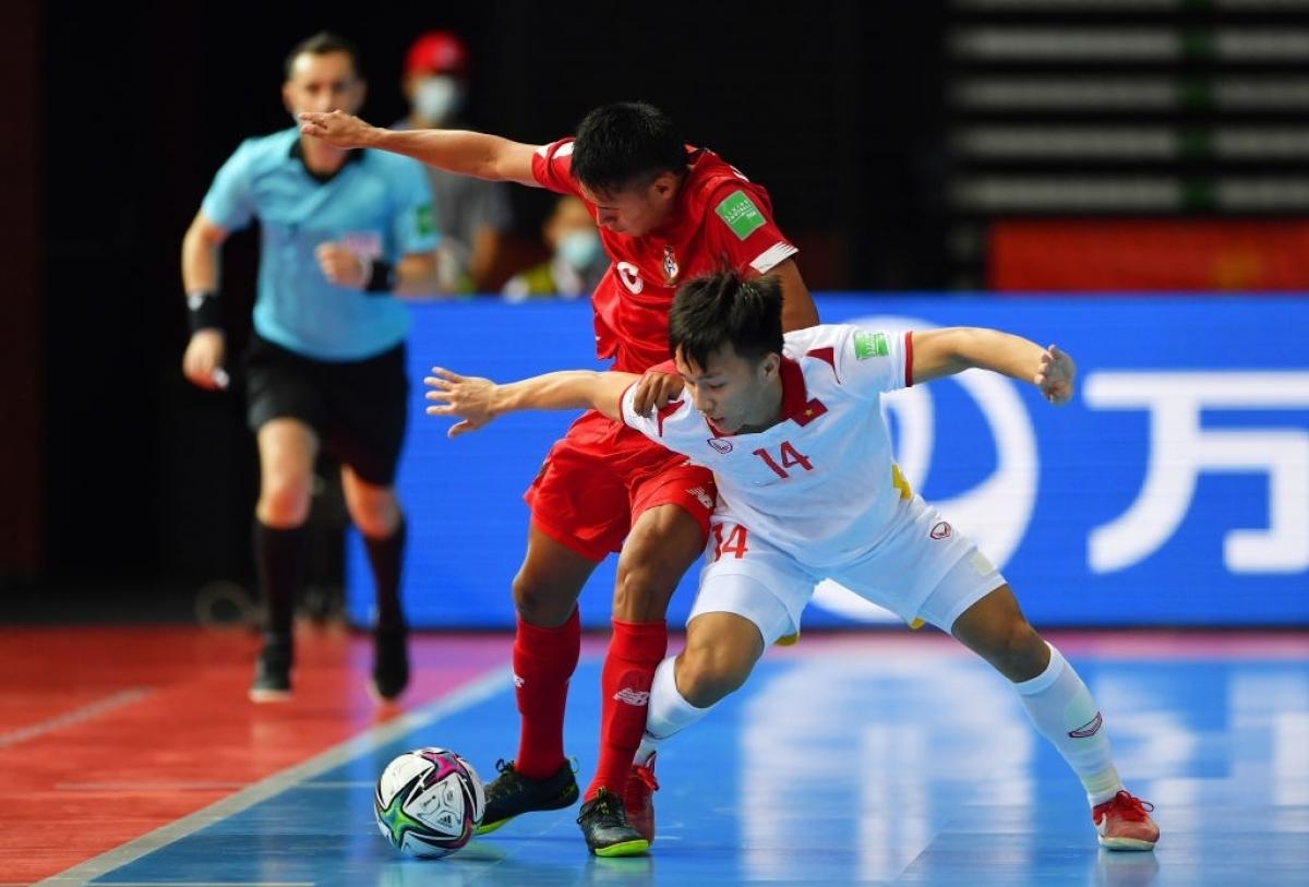 Thử thách vẫn còn ở phía trước với ĐT Futsal Việt Nam. (Ảnh: Getty).