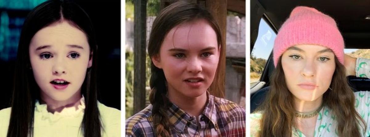 """Năm 14 tuổi, Millicent Simmondstham giabộ phim kinh dị """"A Quiet Place"""" trong vai con gái lớncủaEmily Blunt.Vào năm 2021, cô gái trở lại với vai trò này sau khi tham gia vào phần tiếp theo của loạt phim."""