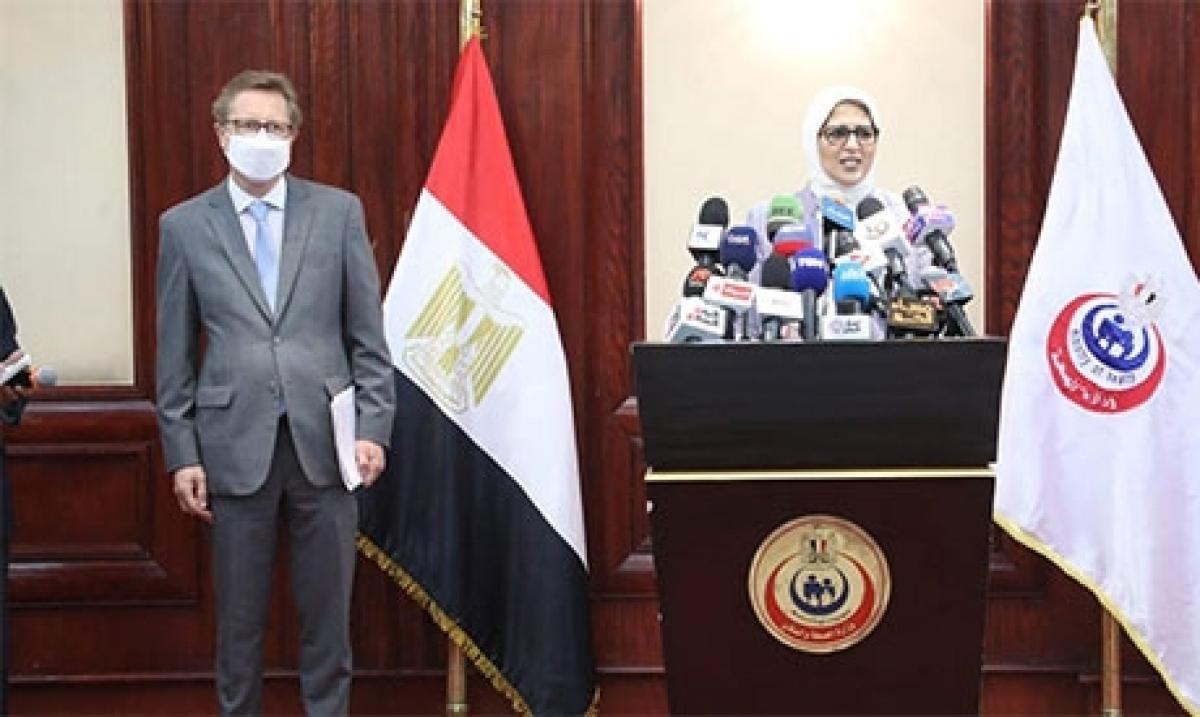 Đỉnh dịch Covid-19 lần thứ 4 tại Ai Cập sẽ vào giữa tháng 10. (Ảnh: Ahramonline)